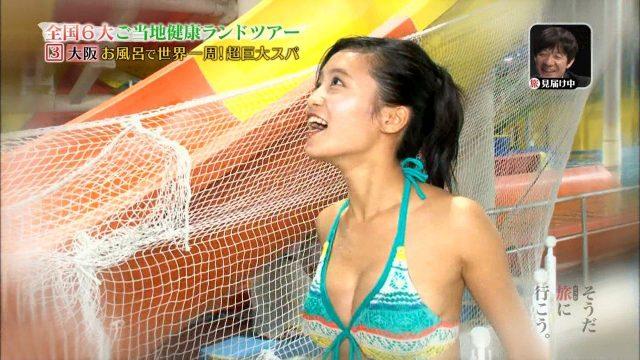 小島瑠璃子さんの水着姿がエッチな画像-247