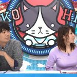 【画像】テレビ神奈川・猫のひたいほどワイドの女子アナ岡村帆奈美さん、ニットを挑発的に膨らませたおっぱいでエチエチ???