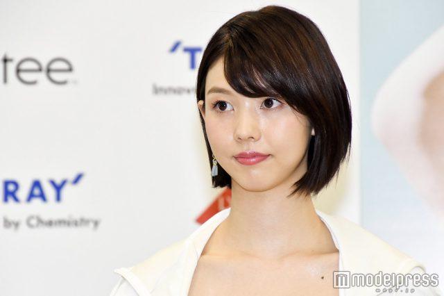 めざましテレビ・イマドキガール、松田紗和さんの水着姿の画像-069