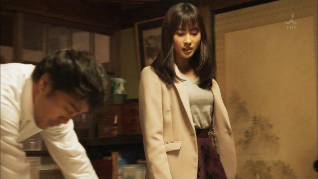 土屋太鳳さんのおっぱいが凄いテレビキャプチャー画像-173