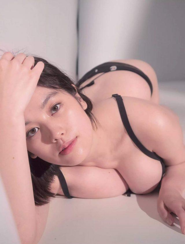 筧美和子さんの大きくて柔らかいエッチなおっぱいの画像-392