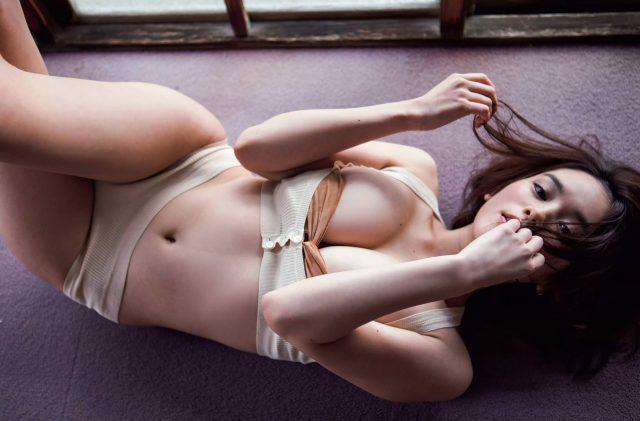 筧美和子さんの大きくて柔らかいエッチなおっぱいの画像-191