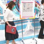 【画像】テレビ神奈川・岡村帆奈美さんのニットおっぱいの推進力の有る突起がゴイスー😂