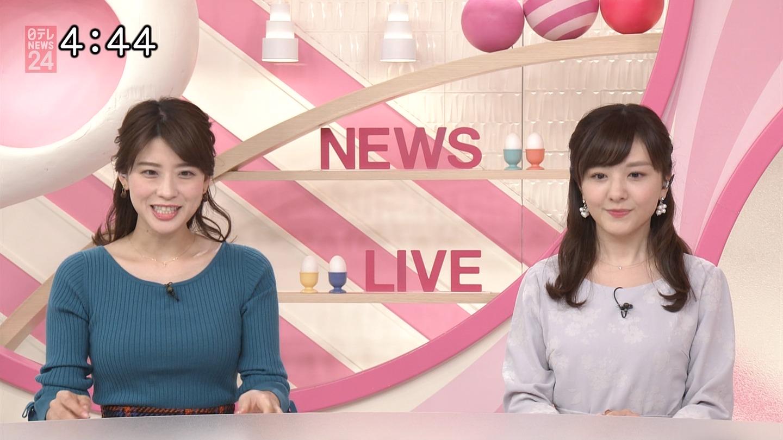 2018年12月4日日テレ「おはよん」の郡司恭子さんのテレビキャプチャー画像-014