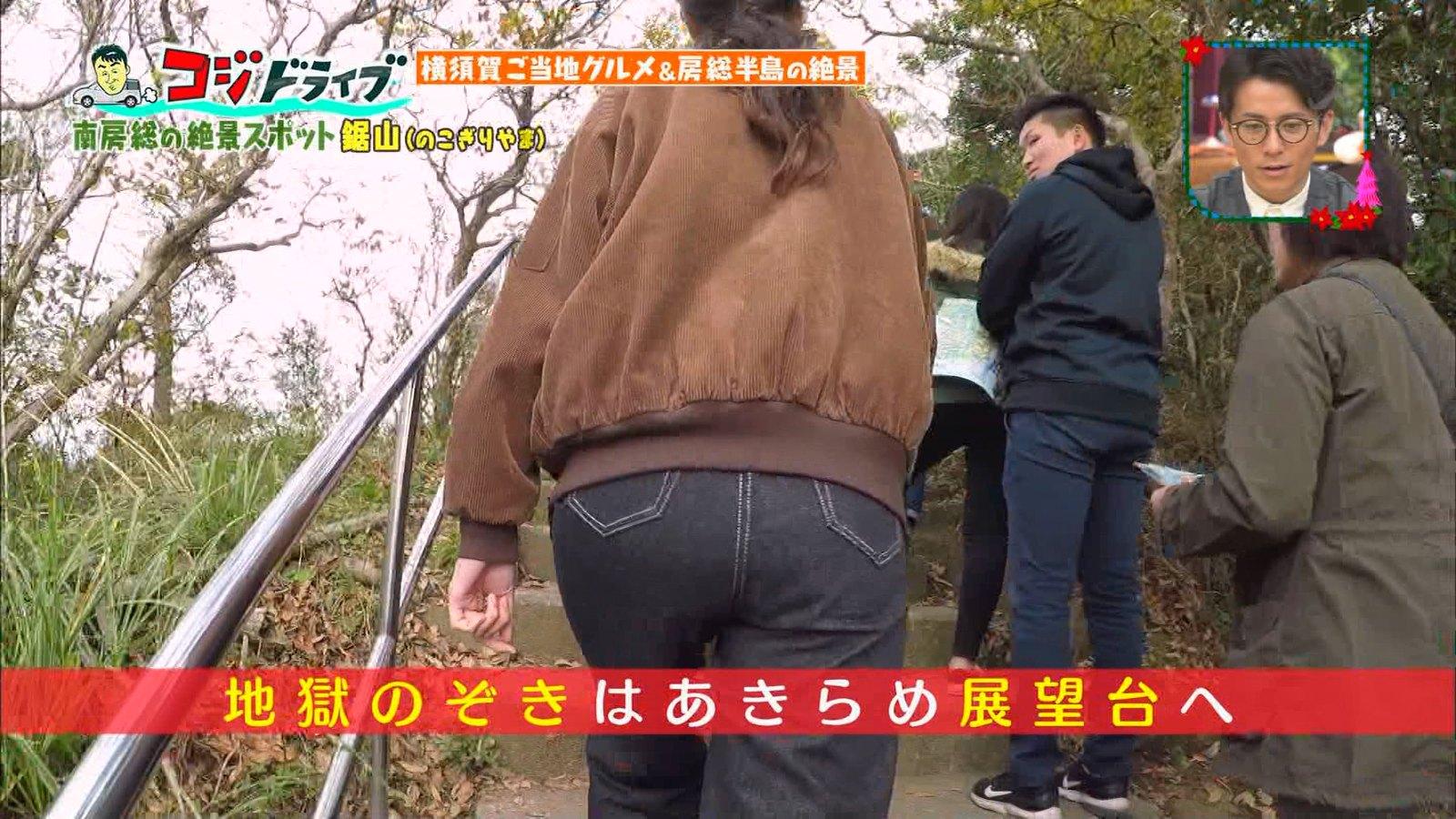 2018年12月8日TBS「王様のブランチ」熊井友理奈さんのテレビキャプチャー画像-142
