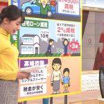 【画像】テレ朝・スーパーJチャンネル、林美沙希さんのニットおっぱいがツンツンしててやらC😍