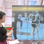 【画像】テレ朝・スーパーJチャンネル、矢島悠子さんの黒ニットおっぱいがバイヤヤヤイーン😍
