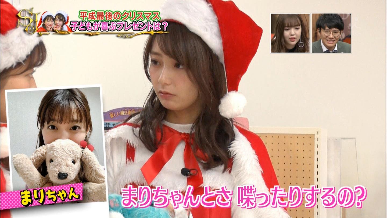 2018年12月23日TBS「サンデー・ジャポン」出演、宇垣美里さん、山本里菜さんのテレビキャプチャー画像-510