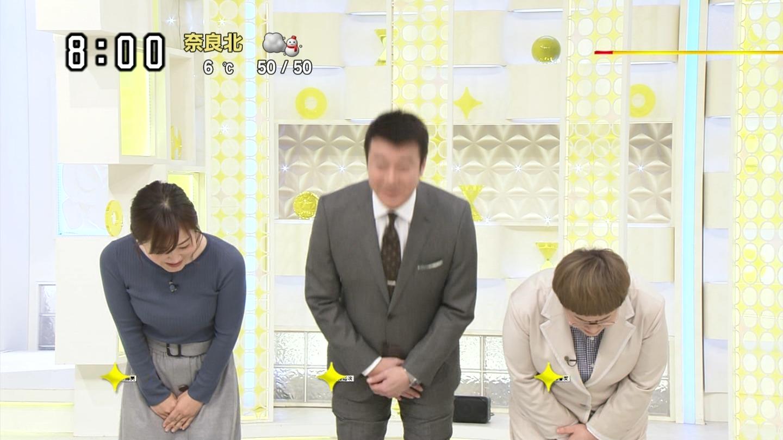 2018年12月28日日本テレビ「スッキリ!」出演・水卜麻美さんのテレビキャプチャー画像-002
