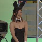 【画像】八方・今田のよしもと楽屋ニュースのバニーガール・河瀬杏美さんのやわらかそうなおっぱいとムチムチ感がエチエチ😍