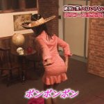 【画像・GIF】大晦日「絶対に笑ってはいけないトレジャーハンター24時!」の高橋メアリージュンさん、パン線ウキウキお尻がエチエチ😍