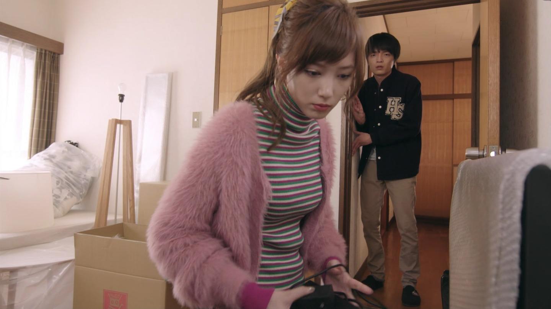 2019年1月6日MBS「ゆうべはお楽しみでしたね」出演・本田翼さんのテレビキャプチャー画像-001