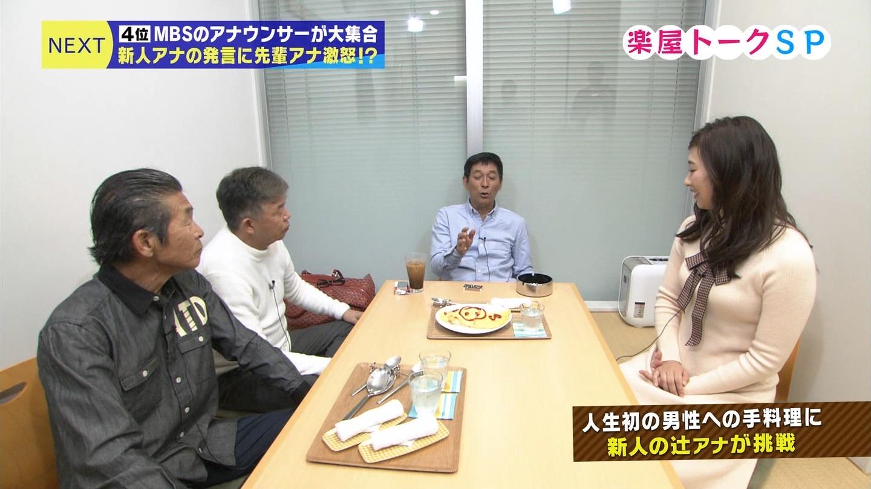 2019年1月7日MBS「明石家電視台」出演・辻沙穂里さんのテレビキャプチャー画像-015