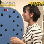 【画像】Fカッパー・佐藤美希さんのボーダーおっぱいと鷲見玲奈さんの太ももやお尻の形がエチエチなFOOTBRAIN😍