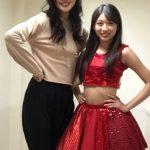 【画像・GIF】身長165.5cmの牧野真莉愛さんと並んだ熊井友理奈さんがやっぱりいくらなんでもデカすぎる?