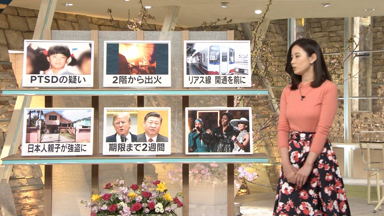 2019年2月11日テレビ朝日「報道ステーション」森川夕貴さんのテレビキャプチャー画像-139