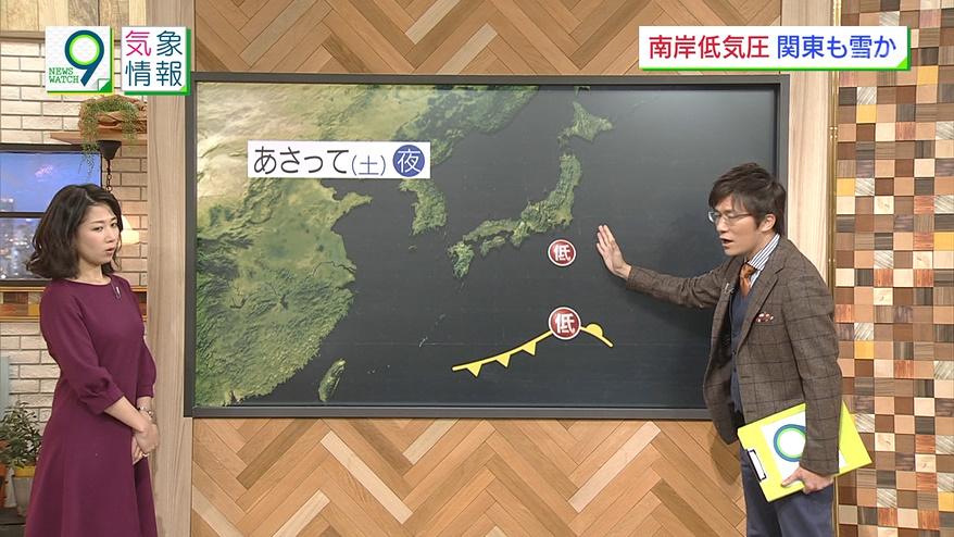 NHK女子アナウンサー・桑子真帆さんの「ニュースウォッチ9」テレビキャプチャー画像-020