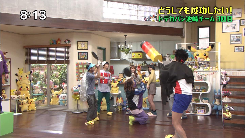 2019年2月17日テレビ東京「ポケモンの家あつまる?」テレビキャプチャー画像-048