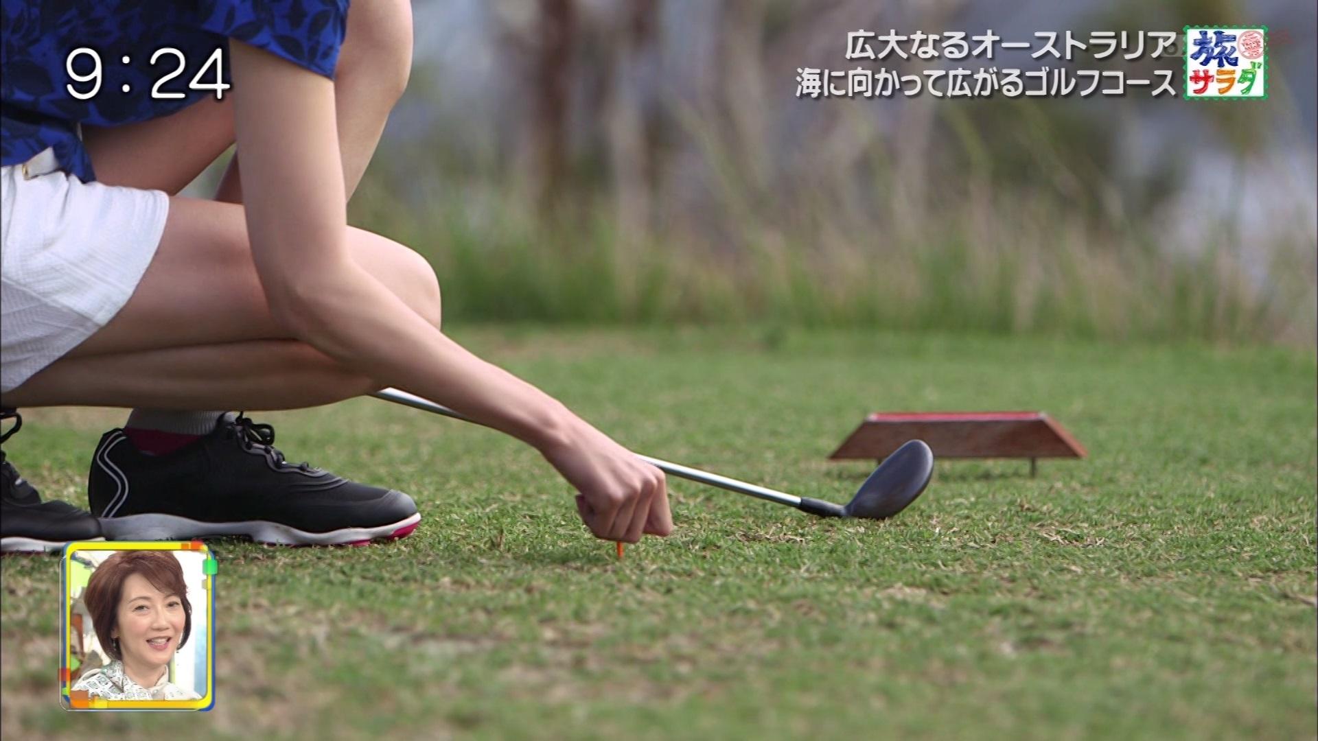 2019年2月23日テレビ朝日「旅サラダ」渡辺舞さんのテレビキャプチャー画像-081