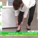 【画像・GIF】ショップチャンネルの人たちはパンツかおっぱいを見せることが技なのか、偶然なのか…🤔🤔🤔