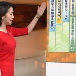 【画像】サンデースポーツ2020・副島萌生さんの赤いおっぱいが2020年に向けて前へ前へ?