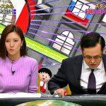 【画像】小澤陽子さんの座っているだけなのにエッチという強さ。パープルおっぱいの突き出しがエチエチ?