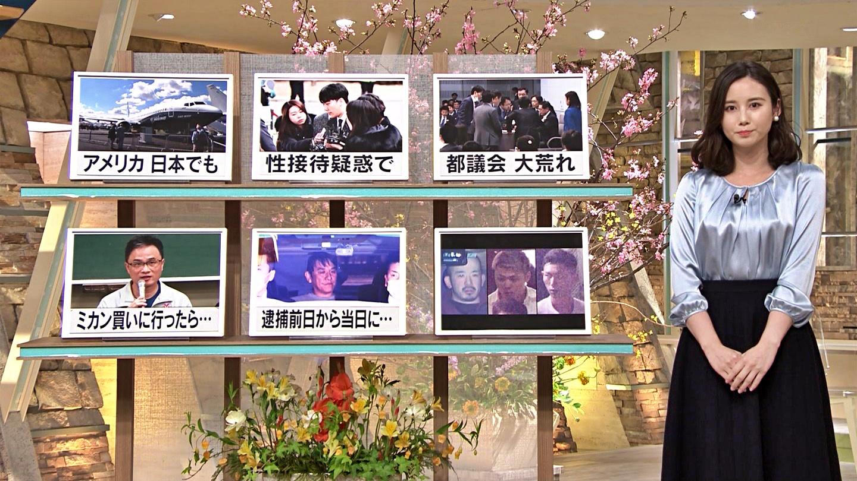 2019年3月14日テレビ朝日「報道ステーション」のテレビキャプチャー画像-006