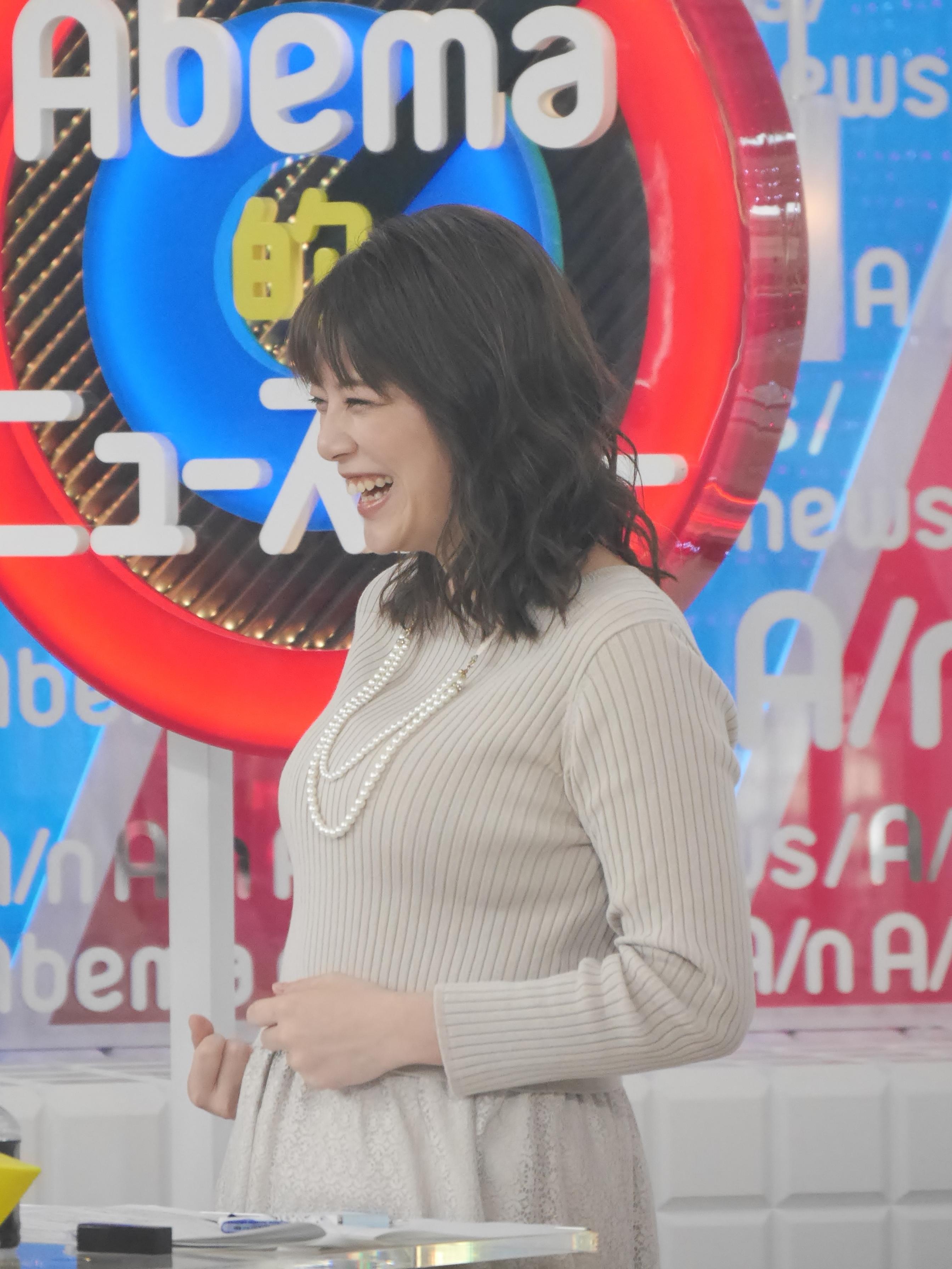テレビ朝日女性アナウンサー・三谷紬さんのテレビキャプチャー画像-142