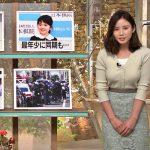 【画像】報道ステーション・森川夕貴さんの柔らかそうなおっぱいの膨らみをプニプニしてみ隊?