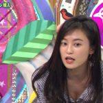 【画像・GIF】テレビ千鳥に出演した小島瑠璃子さん、オットマンの弾力を確かめながらおっぱいの谷間をみせる?