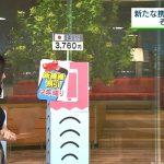【画像】NHK・桑子真帆さんのおっぱいのエチエチ突起がゴイゴイスーなニュースウオッチ9😍