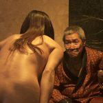 【画像】下着姿の上をいく全裸の後ろ姿…どこまでいけるのかとことん見せてほしいドラマ「歌舞伎町弁護人 凛花」第2話😍