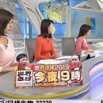 【画像】テレ東・モーニングサテライトの秋元玲奈さん、オレンジニットおっぱいがムホホ😍