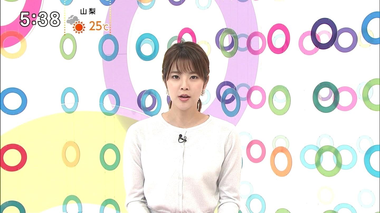 フジテレビ女性アナウンサー・久代萌美さんのテレビキャプチャー画像-009