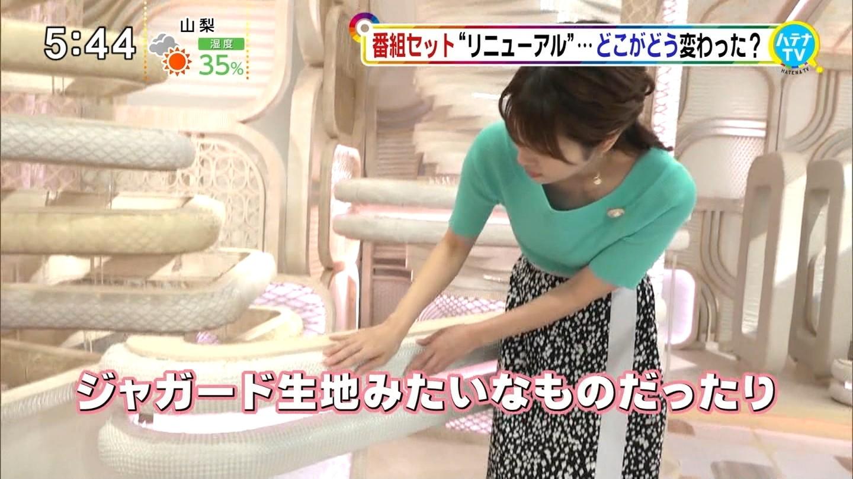 フジテレビ女性アナウンサー・久代萌美さんのテレビキャプチャー画像-015