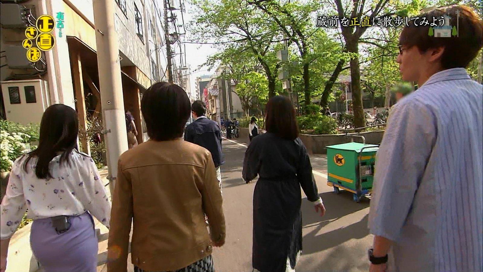 2019年5月18日「有吉くんの正直さんぽ」森山るりさんのテレビキャプチャー画像-004