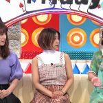 【画像】テレ朝「金曜日のどっち!?」に出演したトラウデン直美さん、おっぱいがパンパンでエチチ😍