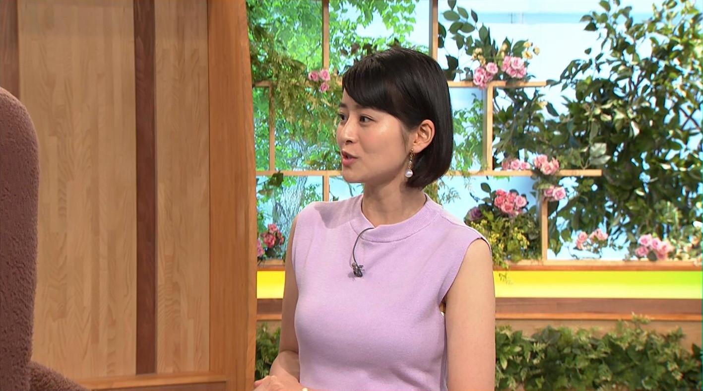 2019年5月26日鈴木ちなみさんのテレビキャプチャー画像-017