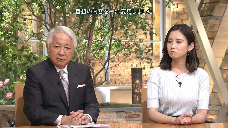 2019年5月28日「報道ステーション」のテレビキャプチャー画像165