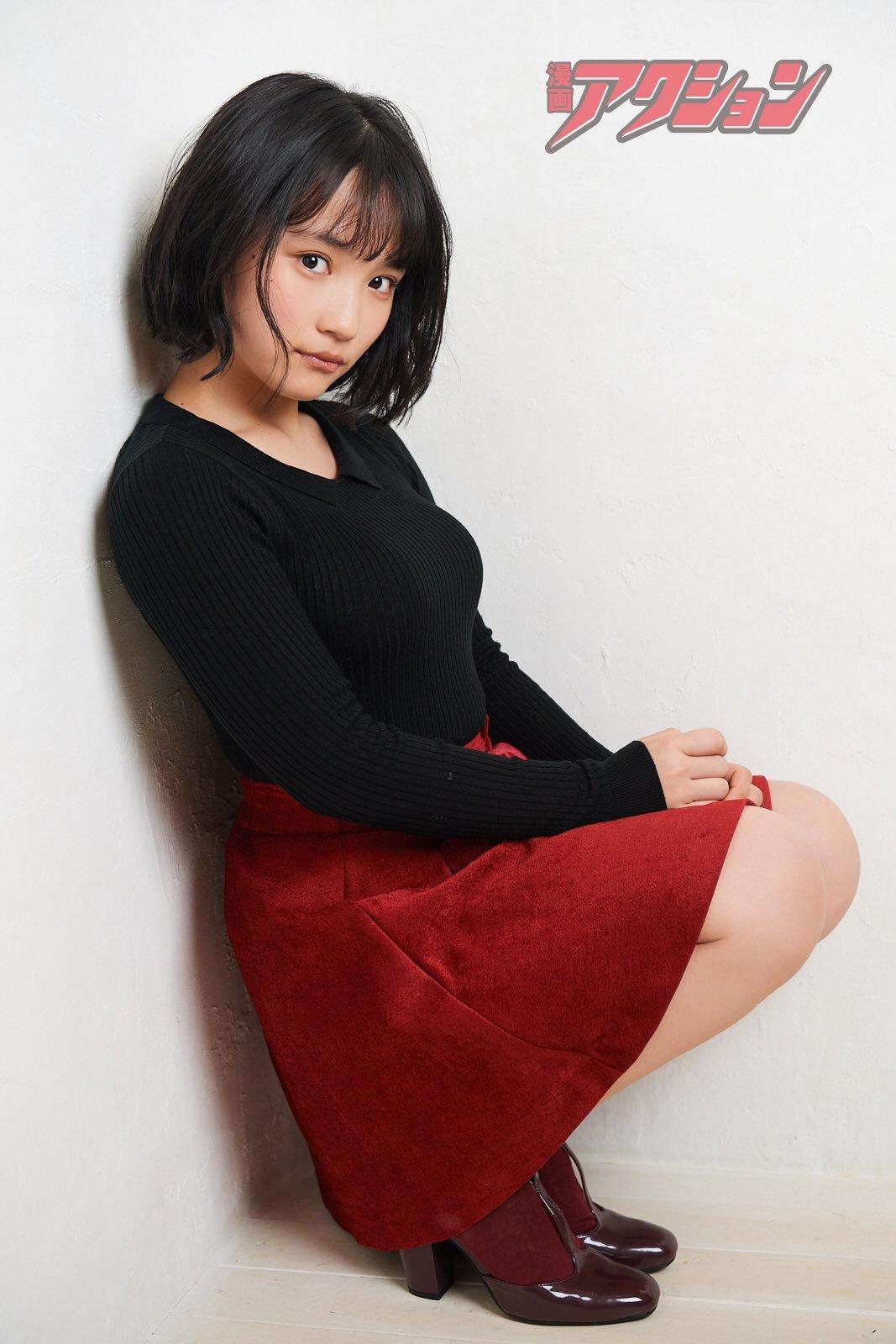 AKB48・矢作萌夏さんのグラビアや週刊文春スキャンダルの画像-222