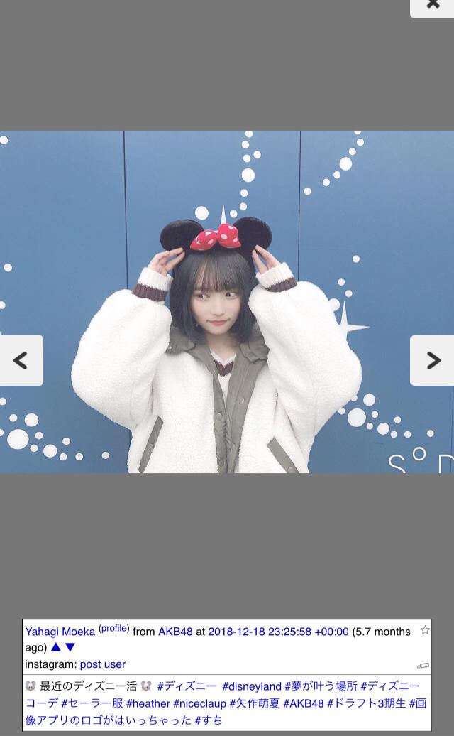 AKB48・矢作萌夏さんのグラビアや週刊文春スキャンダルの画像-328
