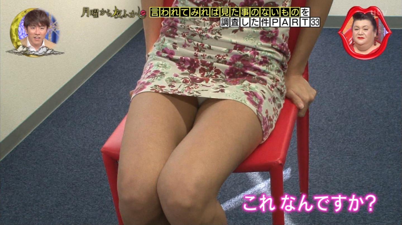 2019年6月10日「月曜から夜ふかし」出演・青山めぐさんのテレビキャプチャー画像-024