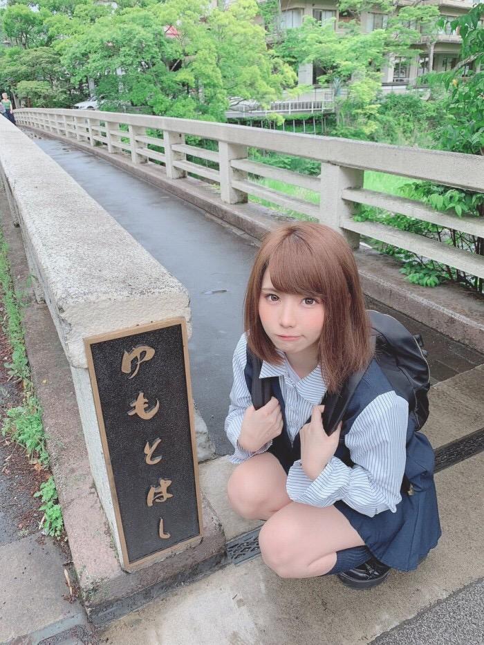 コスプレイヤー・えなこさんの自撮り画像-027