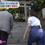 【画像】「かんさい情報ネットten.」よみうりテレビ女性アナウンサー・黒木千晶さんのデカ目なお尻?