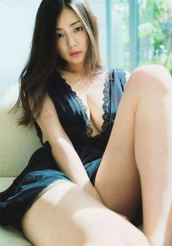 グラビアアイドルの水着姿の画像-611