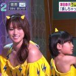 【画像】女優・深田恭子さん、東京ガスCMでラムちゃんになっておっぱいちょっと見えてるだっちゃ?⚡