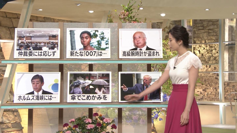 2019年7月16日『報道ステーション』森川夕貴さんのテレビキャプチャー画像-032