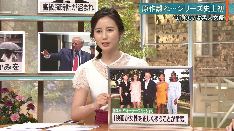 2019年7月16日『報道ステーション』森川夕貴さんのテレビキャプチャー画像-169