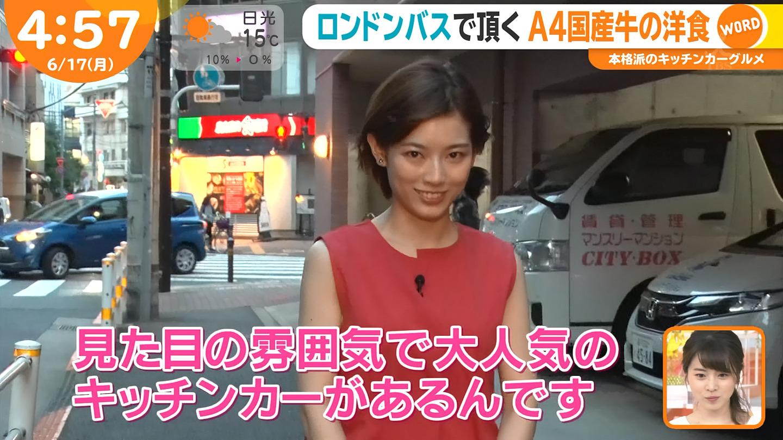 フリーアナウンサー・中西悠理さんのテレビキャプチャー画像-014