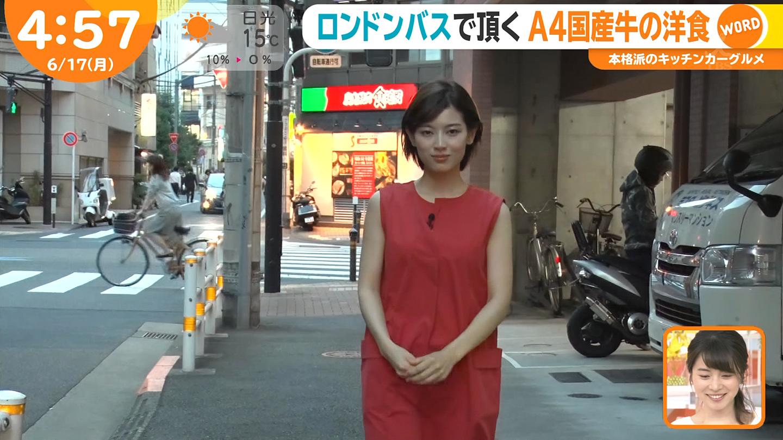フリーアナウンサー・中西悠理さんのテレビキャプチャー画像-016